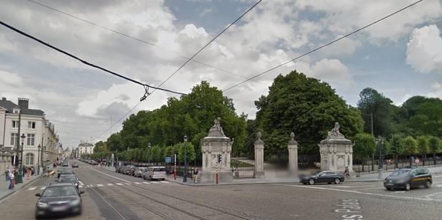 Bruxelles: un trentenaire retrouvé mort rue Royale - La Libre