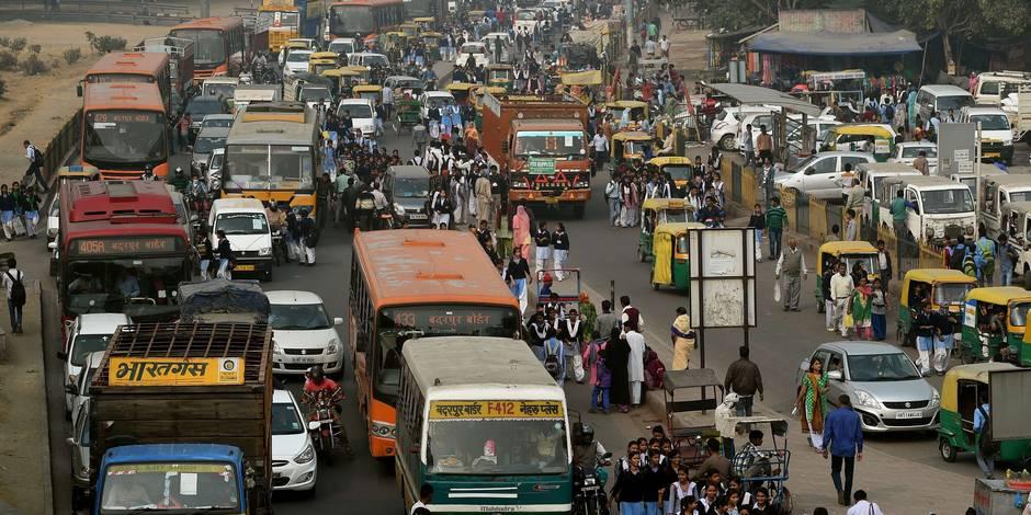 COP 21: L'Inde en quête d'argent frais - La Libre