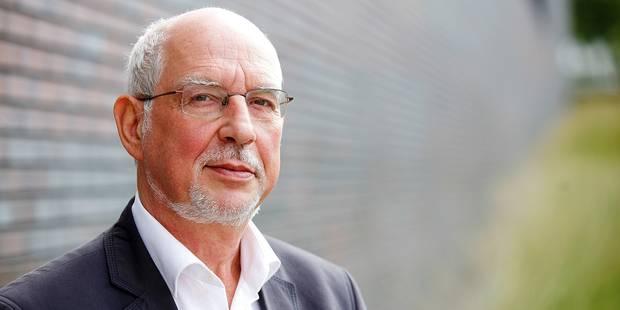 """Philippe Defeyt, président du CPAS de Namur: """"On est de plus en plus réduits au rôle d'ambulance"""" - La Libre"""