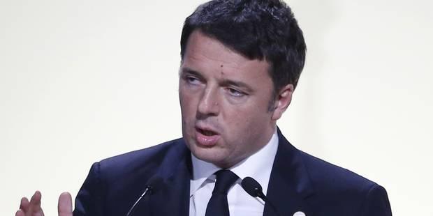 Sanctions contre la Russie: l'Italie demande un report de la décision de l'UE - La Libre