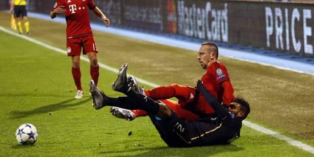 Double coup dur pour Franck Ribéry - La Libre