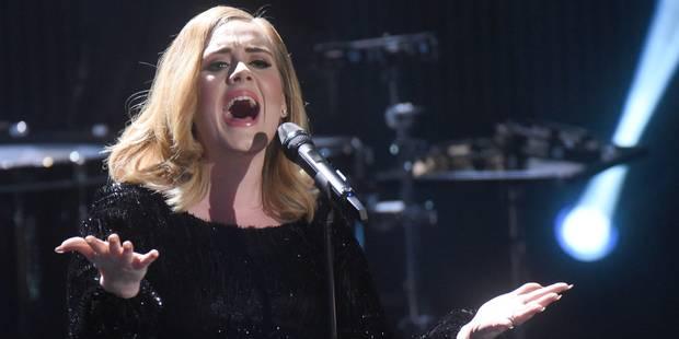 Adele, un plagiat moins évident qu'il n'y paraît - La Libre