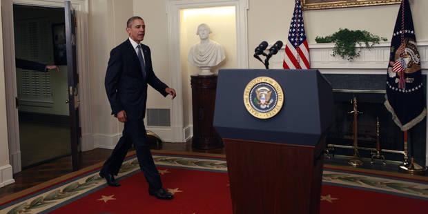 """COP 21: Barack Obama salue un accord """"fort"""" et """"ambitieux"""" - La Libre"""