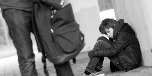 Harcèlement scolaire: comment faire face ? - La Libre