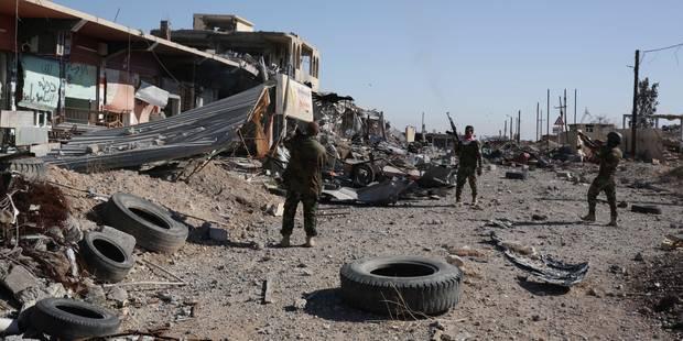 Irak: 450 militaires italiens vont protéger le barrage de Mossoul - La Libre