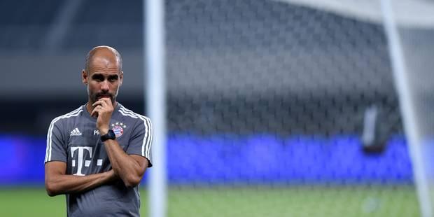 Guardiola va quitter le Bayern, Ancelotti attendu - La Libre