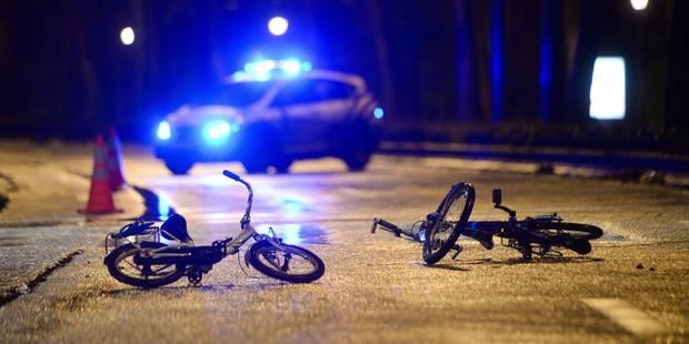 Une adolescente tuée à la suite d'un accident avec délit de fuite en Flandre occidentale - La Libre