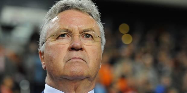 Guus Hiddink est le nouveau coach de Chelsea - La Libre