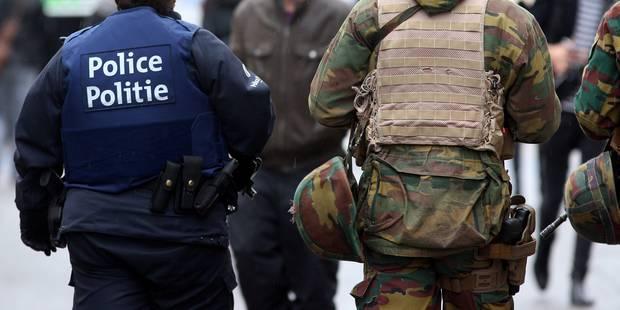 Attentats de Paris: une perquisition de cinq heures à Bruxelles, deux frères arrêtés - La Libre