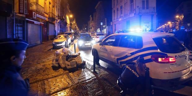 Attentats de Paris: les deux personnes arrêtées à Laeken ce lundi ont été libérées - La Libre