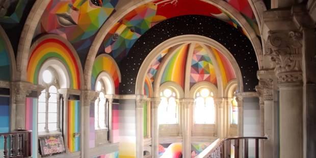 Une petite église des Asturies devient la chapelle Sixtine du XXIème siècle - La Libre