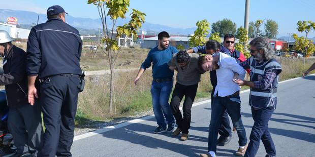 Attentats à Paris : Dahmani, le suspect belge arrêté en Turquie, avait aussi un passeport syrien falsifié - La Libre