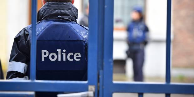 """La CGSP dénonce les """"leurres"""" du plan fédéral de réforme de la police - La Libre"""