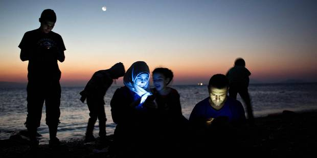 Italie: plus de 4.000 migrants secourus durant le week-end de Noël - La Libre