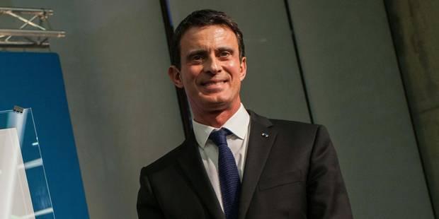 La N-VA, un modèle pour le Premier ministre PS français - La Libre