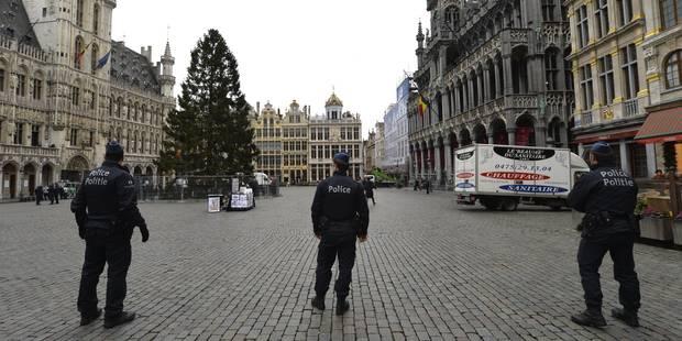 Réveillon: la Ville de Bruxelles entoure les festivités de mesures de sécurité drastiques - La Libre