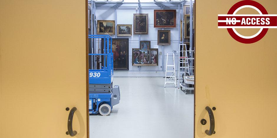A la découverte des trésors que constituent les réserves des Beaux-arts - La Libre