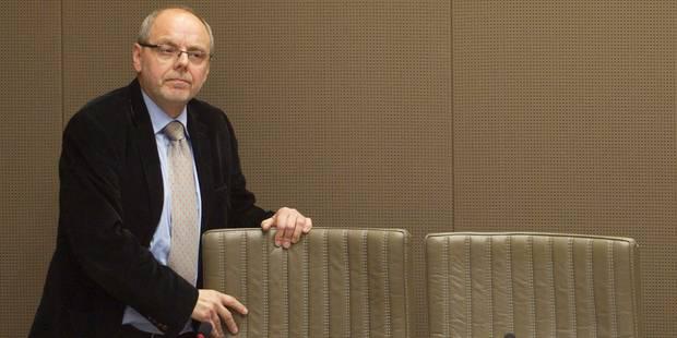 Le parquet général demande de lever l'immunité de Christian Van Eyken - La Libre