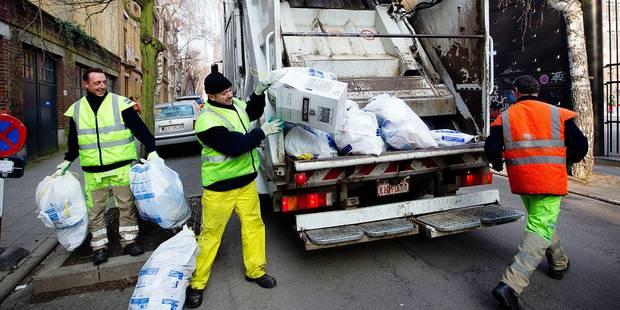 Bruxelles: un peu moins de déchets produits - La Libre