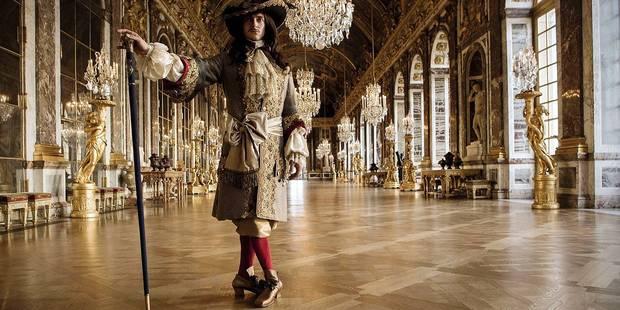 """""""Versailles"""", tentative de série à l'américaine - La Libre"""