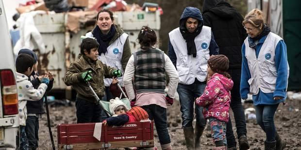 Osez rencontrer les réfugiés de Calais - La Libre
