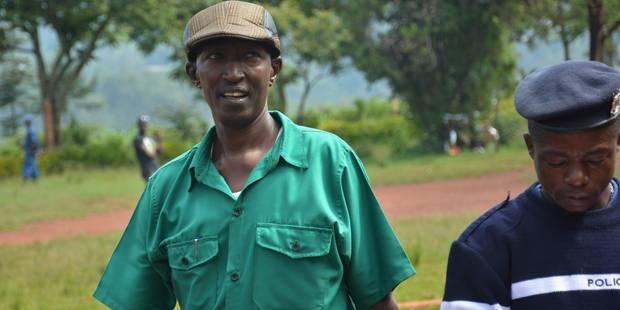 """Burundi: Perpétuité requise contre les putschistes: notre """"motivation était légale"""" - La Libre"""