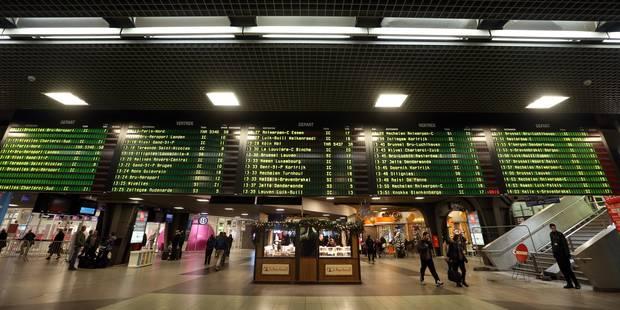 Grève du rail: La circulation ferroviaire de retour à la normale - La Libre