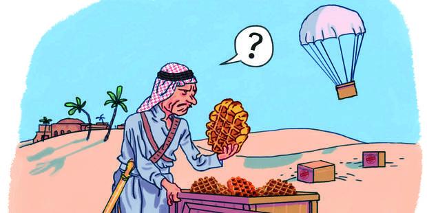 Les armes wallonnes et l'Arabie Saoudite : osons et innovons - La Libre