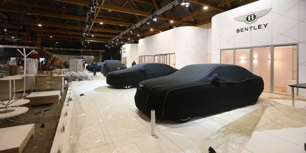 Coup d'envoi du 94e Salon de l'Auto à Bruxelles - La Libre