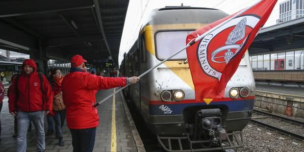 Rail: pas d'autres grèves à l'ordre du jour - La Libre