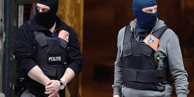 Risques terroristes accrus à Verviers - La Libre