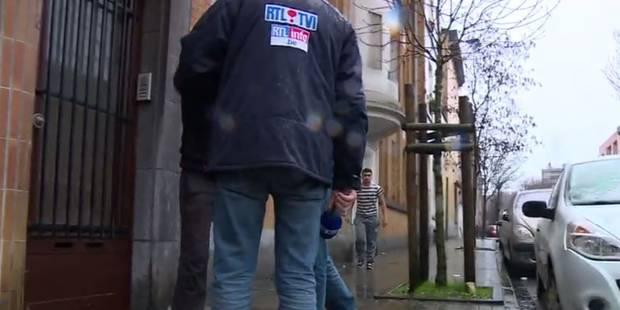 """Un journaliste de France 3 agressé à Molenbeek: """"On était dans une zone de non-droit"""" - La Libre"""