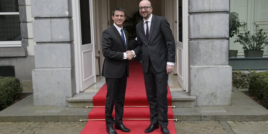 Terrorisme, migrants: un sommet Belgique-France se prépare - La Libre