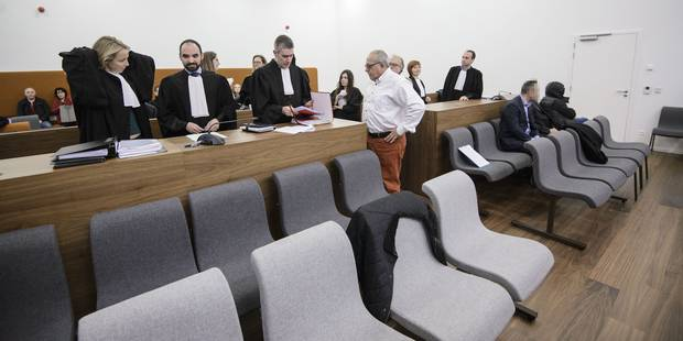 Croquis de justice: la solitude du justiciable face à son destin - La Libre
