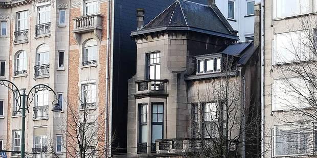 Etterbeek: nouvelle concertation pour la maison de Françoise Bertieaux - La Libre