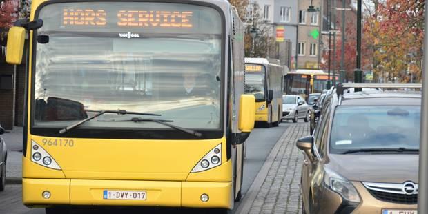Mouvement de grève au TEC Liège-Verviers : le travail reprend - La Libre