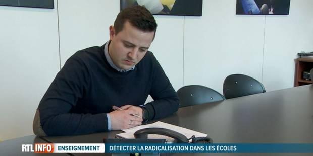 RTL-TVI relève des manquements en testant la ligne radicalisation pour les enseignants - La Libre
