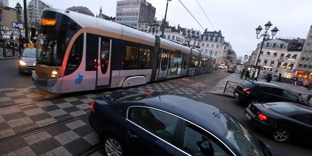 Fermeture du tunnel Stéphanie: inquiétude des commerçants de Louise - La Libre