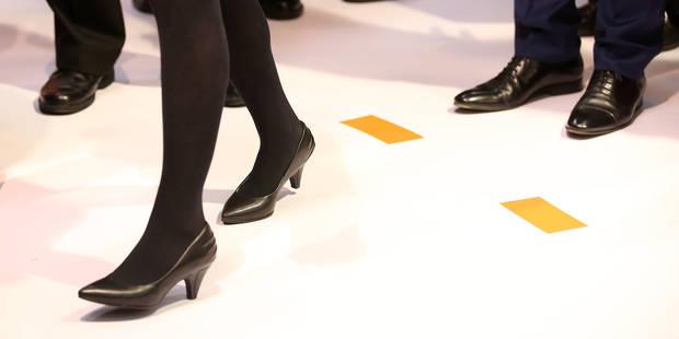 La représentation des femmes dans les CA des entreprises a doublé en six ans - La Libre