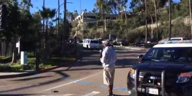 Coups de feu entendus dans un hôpital militaire à San Diego: pas de victime - La Libre