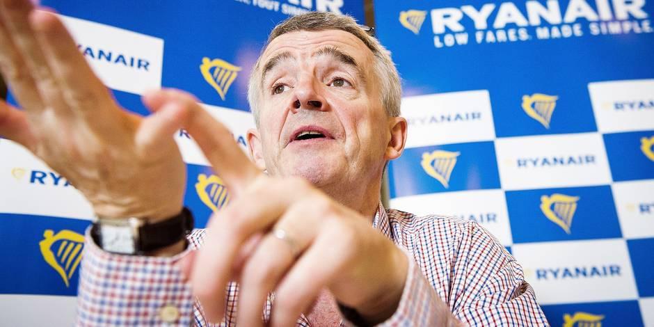 """""""Si la Belgique vote une taxe sur le bruit, Ryanair freinera ses investissements"""" - La Libre"""