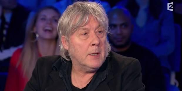 """Arno refait le buzz chez Ruquier avec son """"érection cérébrale"""" - La Libre"""
