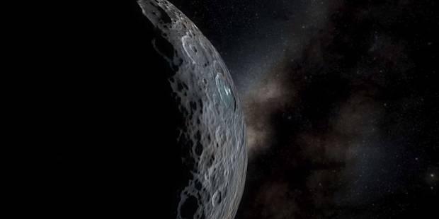 Explorez Cérès, la plus petite planète du système solaire, comme si vous y étiez - La Libre