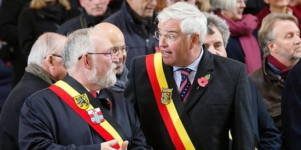 """Le gouverneur de Flandre-Occidentale demande de ne """"pas nourrir les réfugiés"""" - La Libre"""
