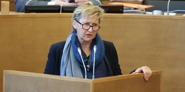 Marie-Dominique Simonet va prendre la tête de Liège Airport - La Libre