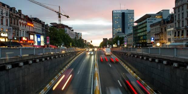 Tunnels, Molenbeek, stade national: jamais la Région bruxelloise n'a connu une telle crise - La Libre