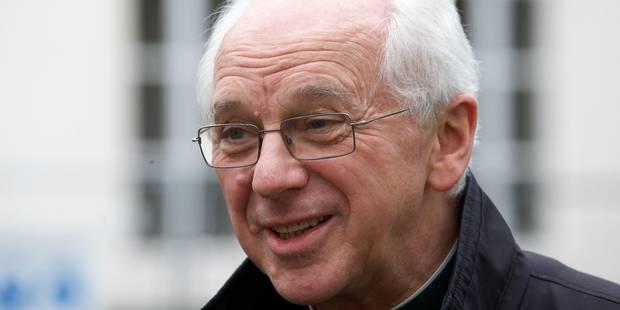 """Mgr De Kesel confirme une ligne """"François"""" - La Libre"""