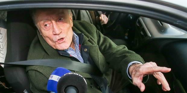 "Marcel Habran sorti de prison ce matin : ""je suis toujours innocent"" - La Libre"