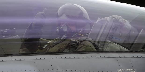 La Belgique n'a pas (encore) reçu de demande américaine pour intervenir en Syrie - La Libre