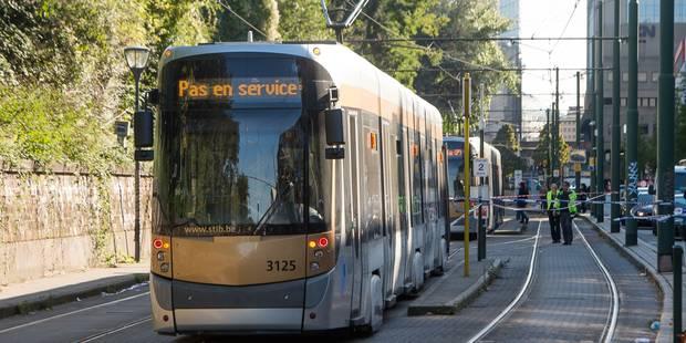 La Stib renforce son offre sur 36 lignes de bus et de tram à partir de lundi - La Libre